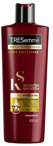 Tresemme Keratin Smooth Shampoo 400ml